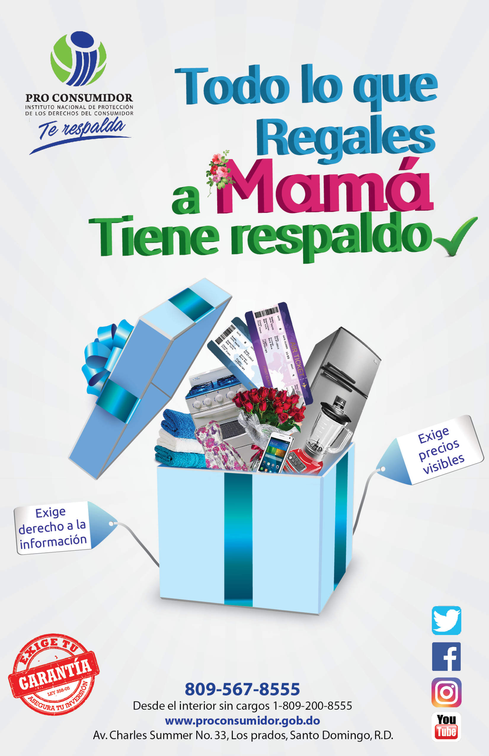 Flyer madres