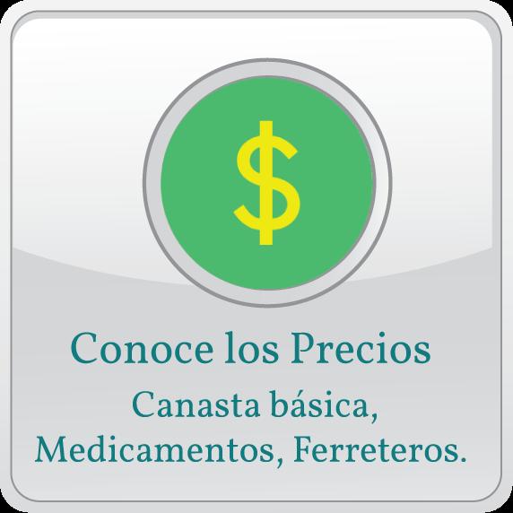 Conoce los precios de la canasta básica, Medicamentos y Ferreteros
