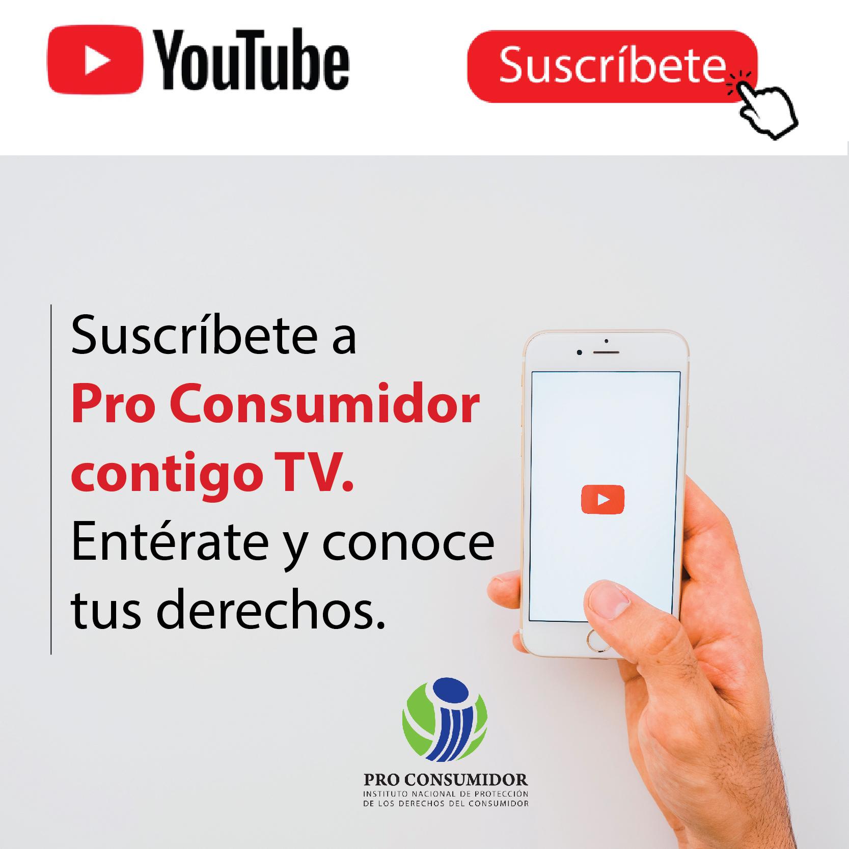 Proconsumidor Contigo TV